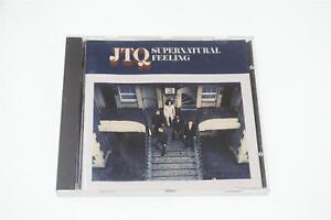 JTQ WITH NOEL McKOY - SUPERNATURAL FEELING 731451919022 CD A13353