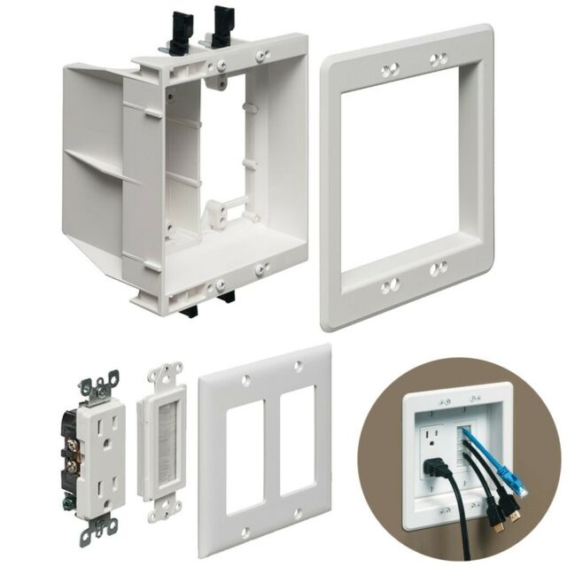 NEW Eaton Cooper FLD-KIT-SFCGND Surface Mount Adapter Plate for Junction Boxes