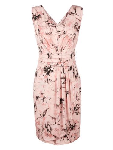 48 041719647 7 Top marque Jersey Robe Dans Optique à langer rose Bedr 46 Taille 42 44