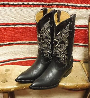 STIVALI STIVALE TEXANI country western cowboy donna ricamato