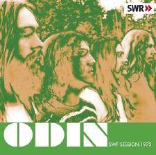 ODIN - SWF Session - CD 1973 Krautrock Longhair
