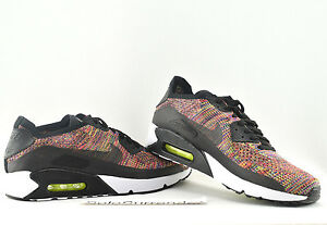 brand new d4ba8 526d2 Image is loading Nike-Air-Max-90-Ultra-2-0-Flyknit-