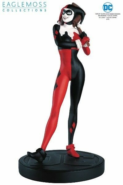 Eaglemoss DC Comics Harley Quinn Mega Scale 13 Inch Figurine Statue New