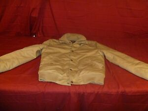 Good-Used-Condition-Women-039-s-H-amp-M-Military-Style-Jacket-Size-36R-RB-11190