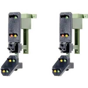Viessmann-4753-h0-segnale-luminoso-con-pre-segnalazione-testa-di
