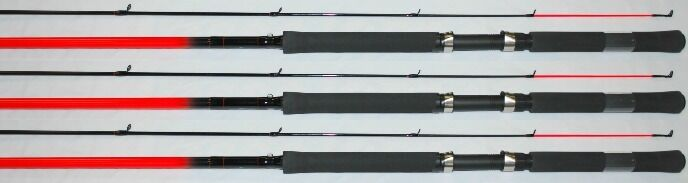 3 ea HT PANFISH SPECIAL CRAPPIE  FISHING POLE 11' PS-112 (SET OF 3)  choose your favorite