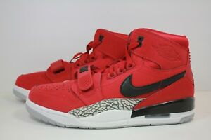 d640e3a95ca9bf Image is loading AIR-JORDAN-LEGACY-312-VARSITY-RED-BLACK-WHIET-
