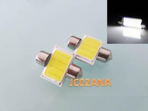 UK STOCK 31mm 36mm 39mm 41mm LED COB INTERIOR FESTOON NUMBER PLATE LIGHT BULB