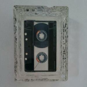 Vintage-Sony-VIP-Novelty-Ashtray-Super-Rare-13cm-x-9cm-x-3cm