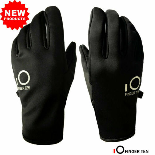 Motorcycle Winter Thermal Gloves Men Women Fishing Skiing Driving Cold Weather