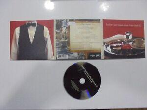 Saint Germain Des Pres Cafe II CD France 2002 Digipack Koop, MO' Horizons