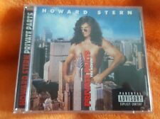 HOWARD STERN PRIVATE PARTS THE ALBUM CD EUC EXPLICIT GREEN DAY AC DC MARILYN