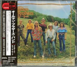 ALLMAN-BROTHERS-BAND-BROTHERS-OF-THE-ROAD-JAPAN-CD-C41