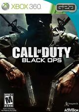 Call of Duty Black Ops Xbox 360 Xbox One FPS Game Brand New Sealed Pegi 18