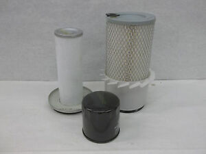 AM108185  955 compact diesel Air oil Filter kit fits 955 John Deere AM108184