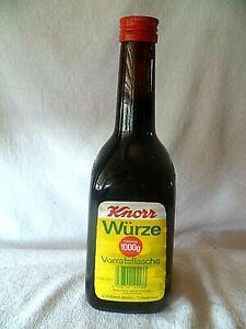 Knorr Würze