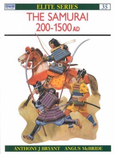 Samurai, Japan // NEU Osprey Elite 35 Early Samurai AD 200-1500