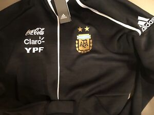 Details about SUPER RARE Adidas AFA Argentina Z.N.E. FAST RELEASE HOODIE (MEDIUM)