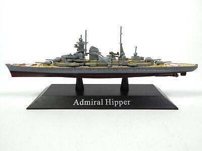 Blücher 1937-1:1250 Navire de guerre IXO Croiseur lourd militaire WS23