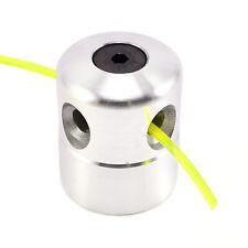 Details about  /Universal Double Line Trimmer Head Bobbin Set Kitfor Gasoline Brush Cutter Lawn
