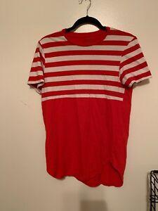 Lot Of 5 Men S Medium Rue 21 Tee Shirts Longer Length Ebay