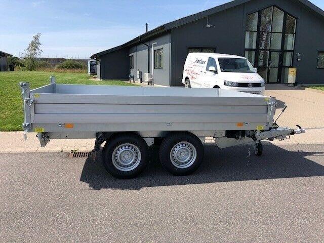 Tiptrailer, Böckmann DK-AL 3218/35 Årg. 2019, lastevne