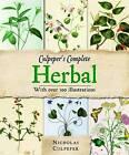 Culpeper's Herbal by Nicholas Culpeper (Paperback, 2009)