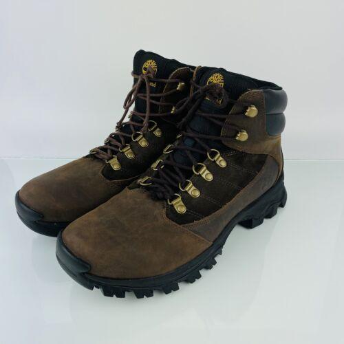Timberland 9810R Rangeley Men's 8.5 Leather Mid Hi