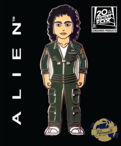 Alien Ripley-exclusif de collection Collectors Pin Métal-fansets-Neuf