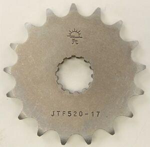 JT Sprockets JTF520.17 17T Steel Front Sprocket