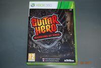 Guitar Hero Warriors of Rock Xbox 360 UK PAL **FREE UK POSTAGE**