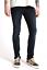 Nudie-Herren-Slim-Skinny-Fit-Stretch-Jeans-Hose-Tube-Tom-Black-Carbon Indexbild 1
