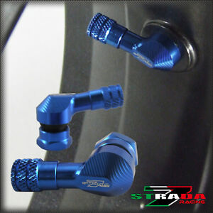 STRADA-7-83-gradi-11-3mm-CNC-MOTO-VALVOLA-GAMBO-HONDA-NT650V-Blu