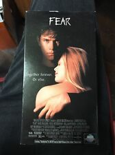 Fear (VHS, 1996) Mark Wahlberg Reese Witherspoon