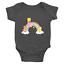 thumbnail 4 - Care-Bears-Rainbow-Friends-Kawaii-Cute-Infant-Baby-Rib-Bodysuit-Clothes-Babysuit