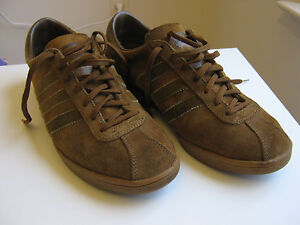Adidas Tobacco 9.5 US vintage Made in France