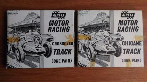 Chicane Crossover Tracks Airfix Motor Racing No 5045 5080