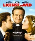 License to Wed 0085391160724 With Robin Williams Blu-ray Region a