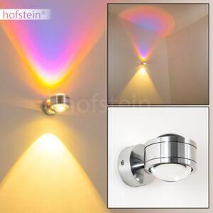 Wand Strahler LED Up Down Flur Leuchten Schlaf Wohn Zimmer