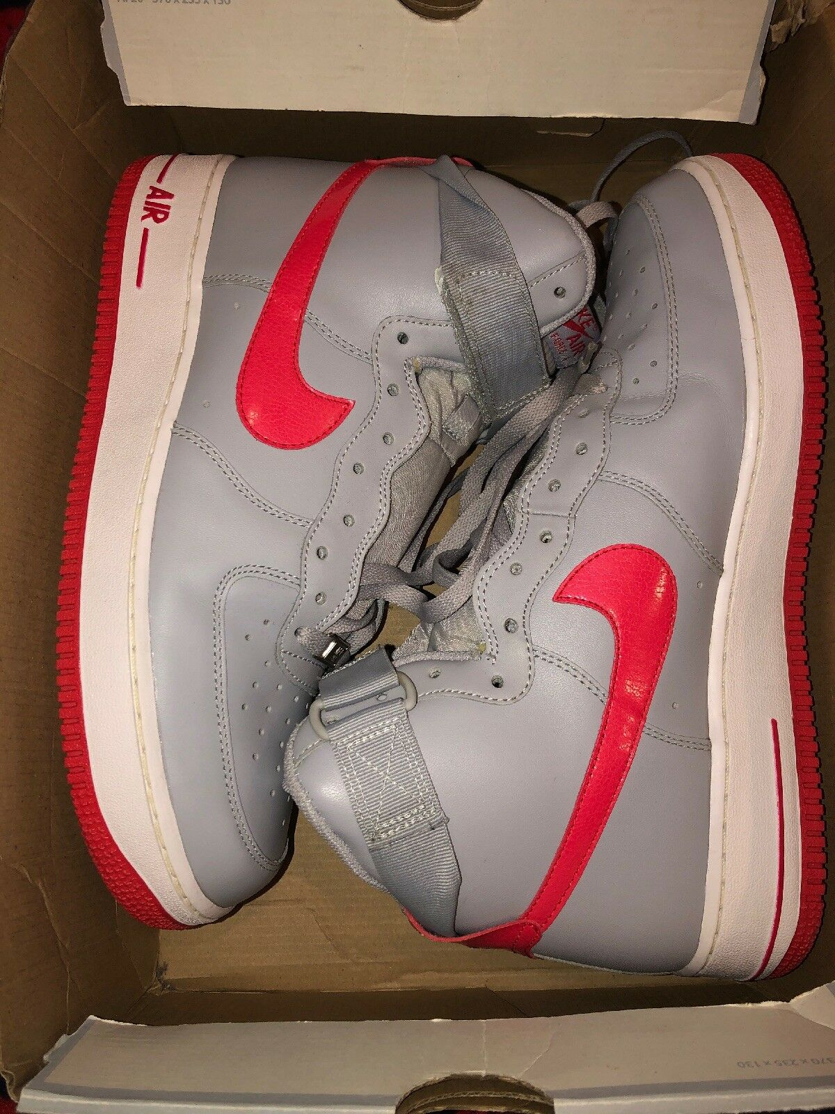 AIR FORCE 1 HIGH 07 SIZE SIZE SIZE 10.5 315121019 377d5e