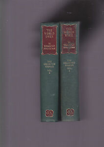 The-World-Over-W-Somerset-Maugham-Collected-Stories-2-Volumes-1954