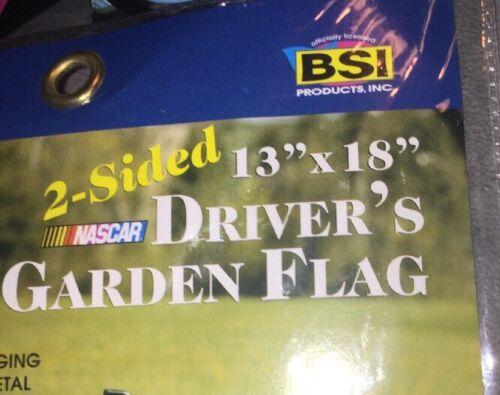 """NASCAR Tony Stewart #14 2-Sided Garden and Yard Flag 2016 13"""" x 18"""""""