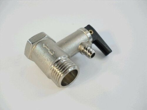 Valvula seguridad Calentador 0M21x175mm  1//2