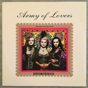 5c80702dfb63 ARMY OF LOVERS - Crucified   Ride The Bullet - 12