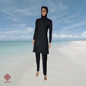 AlHamra-Classic-Burkini-Women-Modest-Islamic-Muslim-Swimsuit-Long-Sleeve-Clothes