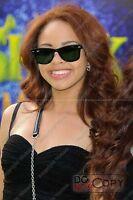Alexis Jordan : American singer and actress :  Photograph