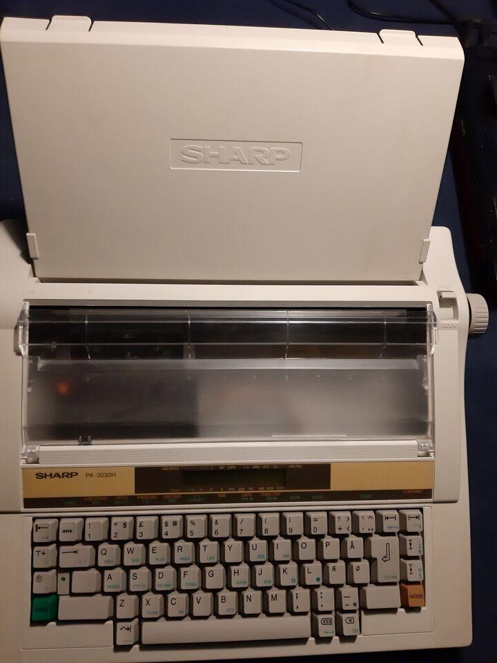 Sharp PA - 3030 H