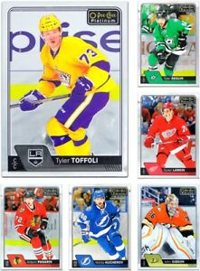 2016-17-OPC-Platinum-PICK-YOUR-CARD-From-The-Set-1-to-75