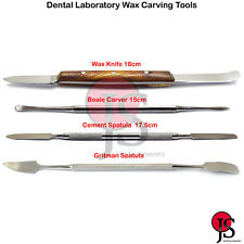 Dental Laboratory Wax Carving Tool Mixing Cement Spatula Carver Knife Lab Clay