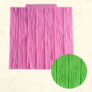 Tree-Lace-Vein-Silicone-Mat-Cake-Decorating-Mould-Sugar-Craft-Fondant-Mol-New